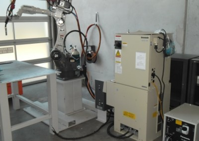 High Power TAWERS with HVTS and water cooled torch