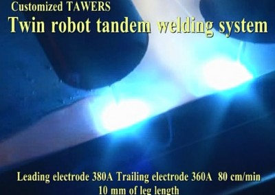 Orion Automation - Panasonic Robot Welding & Handling