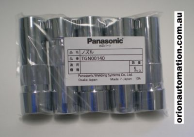 TGN00140 – Panasonic Nozzle – For 500 amp Water Cooled Torch 89mm Length